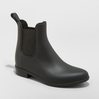 56171942609 Women s Chelsea Rain Boots - A New Day™