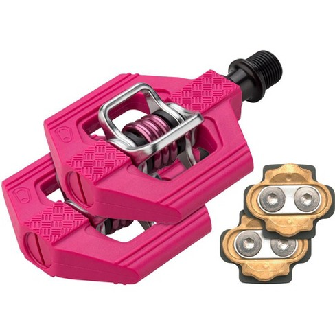 Pink Crank Brothers Candy 1 Pedals