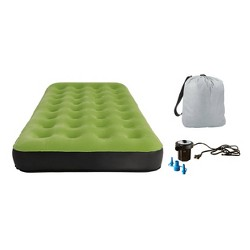 Single High Twin Air Mattress with Pump - Embark™