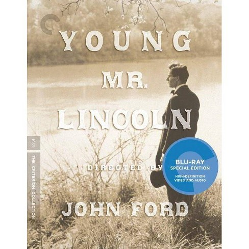 Young Mr. Lincoln (Blu-ray) - image 1 of 1