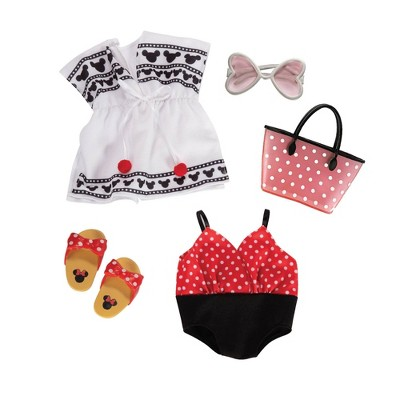 """Disney ILY 4ever 18"""" Minnie Inspired Fashion Pack"""