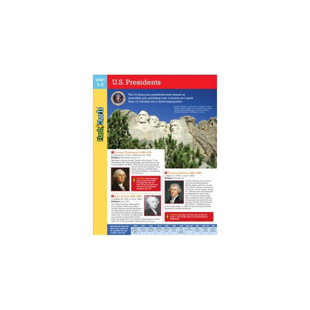 ISBN 9781411479050 product image for U.S. Presidents Grades 5-6 (Paperback) | upcitemdb.com