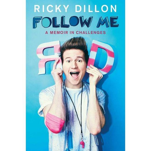 Follow Me (Paperback) by Ricky Dillon - image 1 of 1