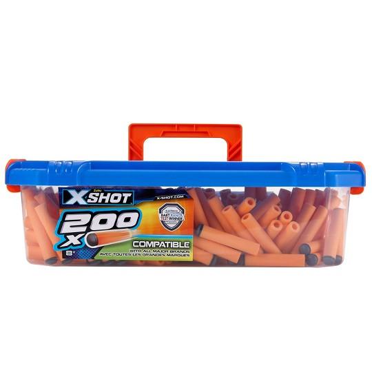 Zuru X-Shot 200 Darts Refill Case image number null
