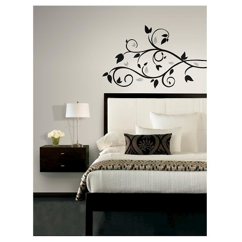 RoomMates Foil Tree Branch Peel & Stick Wall Decal - image 1 of 2