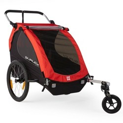 Burley Honey Bee Kids' Bike Trailer - Red