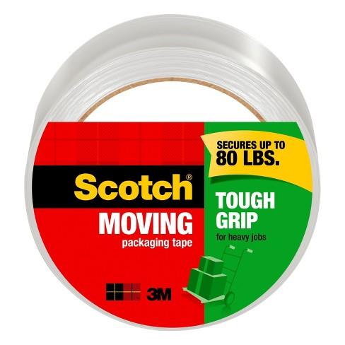Scotch Tough Grip Moving Tape - image 1 of 4