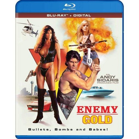 Enemy Gold (Blu-ray) - image 1 of 1