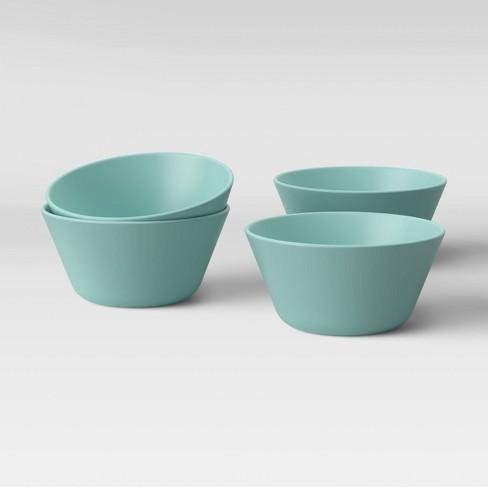 7oz 4pk Plastic Mini Bowls - Room Essentials™ - image 1 of 3