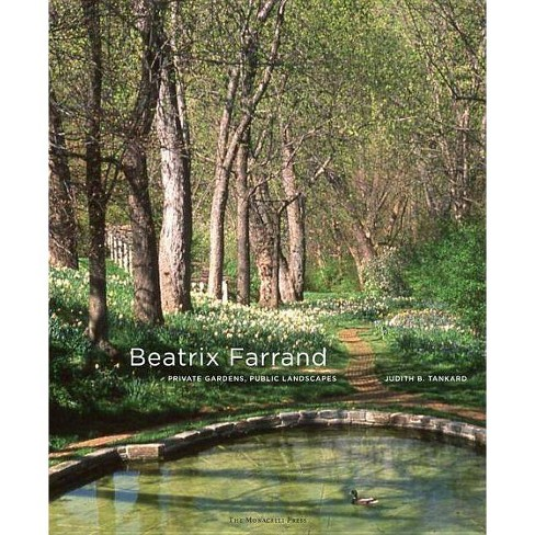 Beatrix Farrand - by  Judith B Tankard (Hardcover) - image 1 of 1