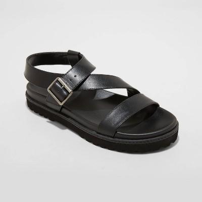 Women's Annika Platform Footbed Sandals - Universal Thread™