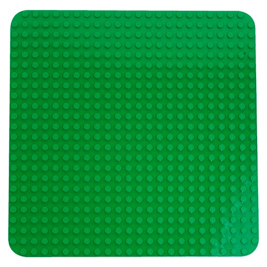 LEGO DUPLO My First Large Green Building Plate 2304 image number null