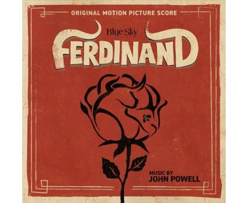 John Powell - Ferdinand (Ost) (CD) - image 1 of 1