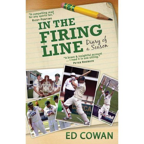 In the Firing Line - by  Ed Cowan (Paperback) - image 1 of 1