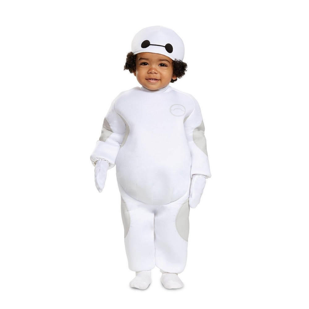 Image of Halloween Baby Big Hero 6 Baymax Halloween Costume 6-12M, Men's, MultiColored