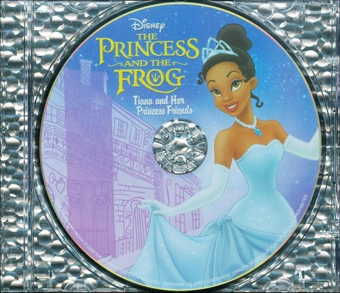 Various Artists - The Princess and the Frog: Tiana and Her Princess Friends (CD) - image 1 of 9