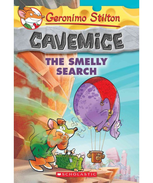 Smelly Search (Paperback) (Geronimo Stilton) - image 1 of 1