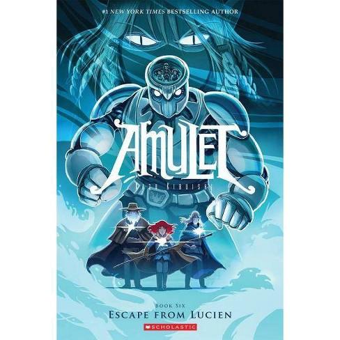 Escape From Lucien Amulet 6 By Kazu Kibuishi