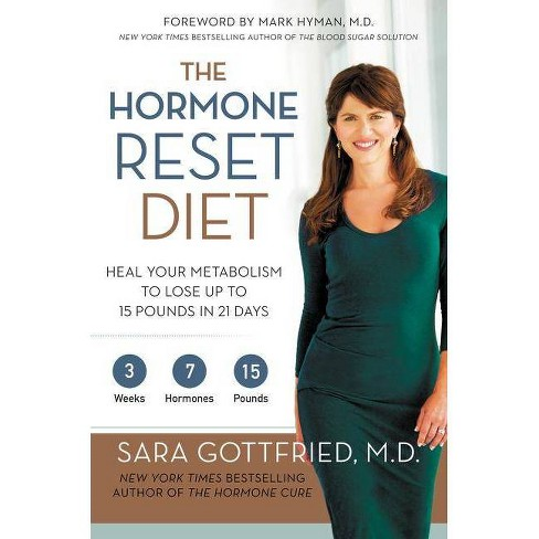 The Hormone Reset Diet - by  Sara Gottfried (Hardcover) - image 1 of 1