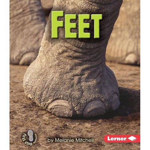 Feet - (First Step Nonfiction -- Animal Traits) by  Melanie Mitchell (Paperback) - image 1 of 1