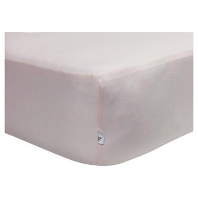 Burt's Bees Baby® Organic Jersey Fitted Crib Sheet - Blossom