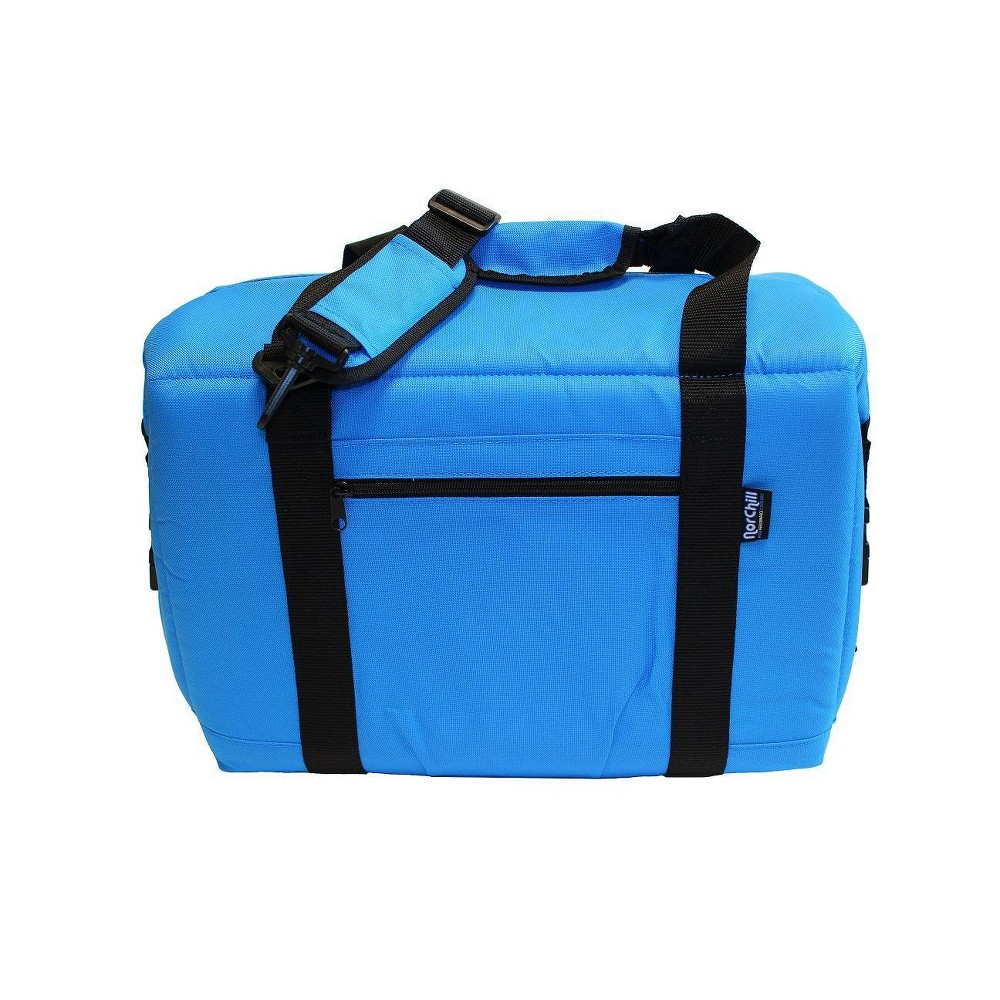 Image of NorChill 48 Can Cooler Bag - Blue