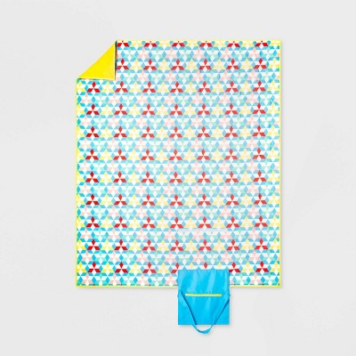 Geo Print Picnic Blanket - Sun Squad™