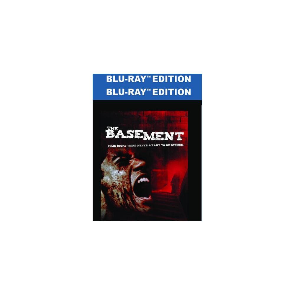 Basement (Blu-ray), Movies