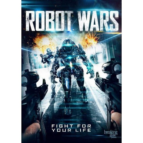Robot Wars (DVD) - image 1 of 1