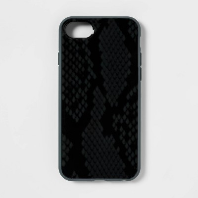 heyday™ Apple iPhone Case - Snake Skin Sycamore Green