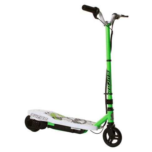 Surge Boys' Electric Scooter - Green/ White - image 1 of 1