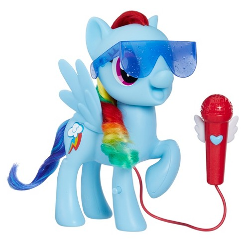 my little pony singing rainbow dash target