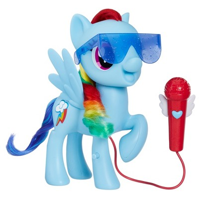 Superieur My Little Pony Singing Rainbow Dash