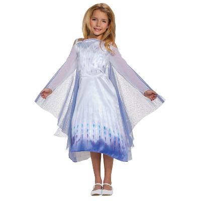 Kids' Frozen 2 Elsa S.E.A. Classic Halloween Costume