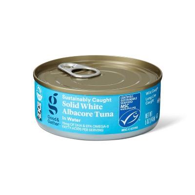 Solid White Albacore Tuna in Water - 5oz - Good & Gather™