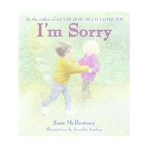 I'm Sorry - by  Sam McBratney (Paperback) - image 1 of 1
