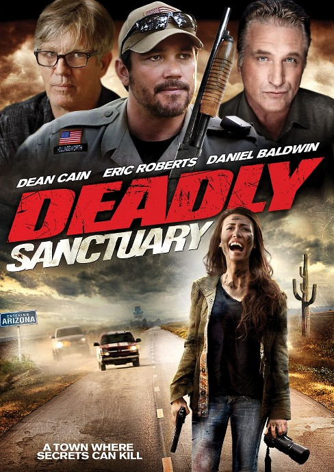Deadly sanctuary (DVD) - image 1 of 1