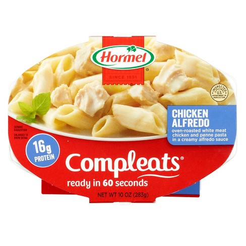 Hormel Compleats Homestyle Chicken Alfredo 10 oz - image 1 of 3
