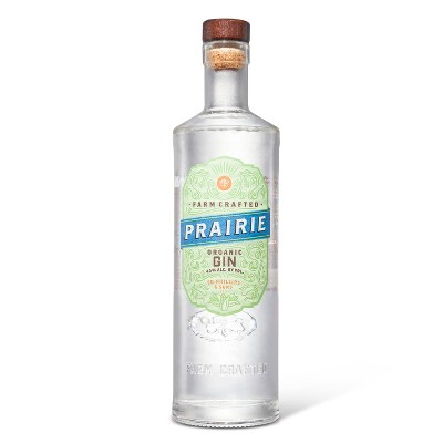 Prairie Organic Gin - 750ml Bottle