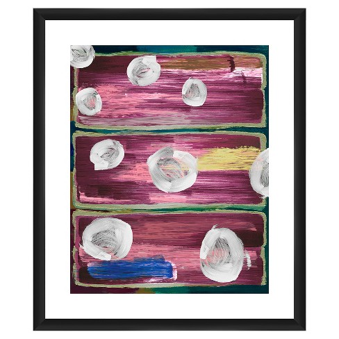 Floating Bubbles I 18X22 Wall Art - image 1 of 1
