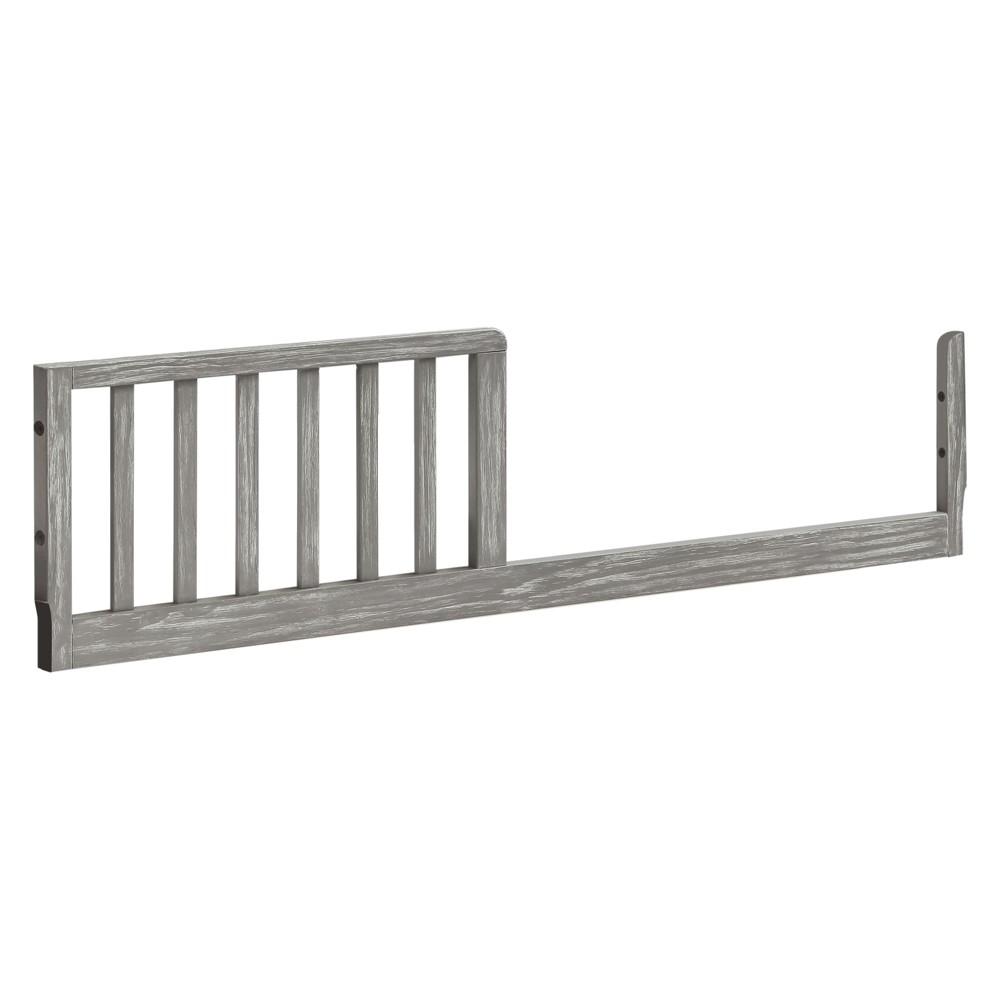 DaVinci Toddler Bed Conversion Kit - Rustic Gray