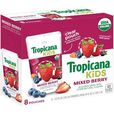 Juice Boxes: Tropicana Kids Organic