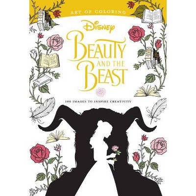 Beauty and the Beast : 100 Images to Inspire Creativity (Paperback)