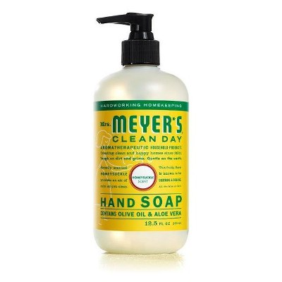 Mrs. Meyer's Honeysuckle Liquid Hand Soap - 12 fl oz
