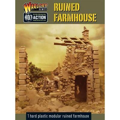 Ruined Farmhouse (2017 Edition) Miniatures Box Set