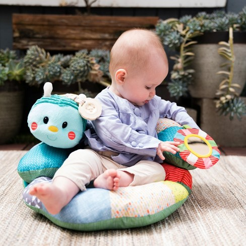 70576bf893b78 Infantino Go Gaga! Prop-A-Pillar Tummy Time & Seated Support : Target