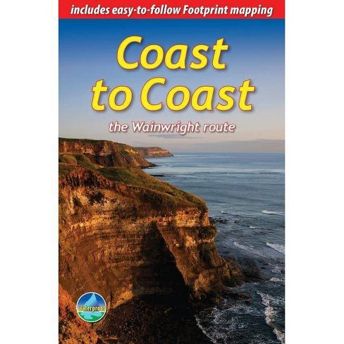 Coast to Coast the Wainwright Route - (Rucksack Readers) by  Sandra Bardwell (Spiral_bound) - image 1 of 1