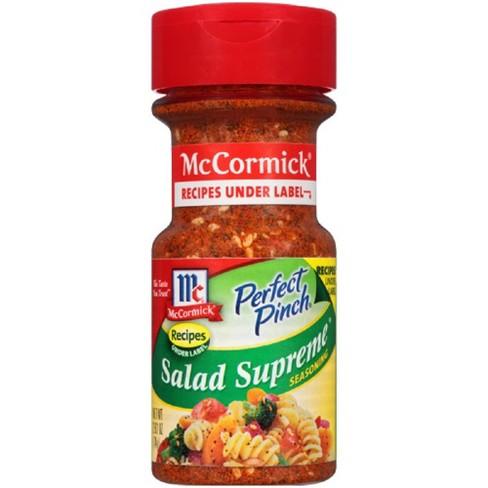 McCormick Salad Supreme Seasoning - 2.62oz - image 1 of 4