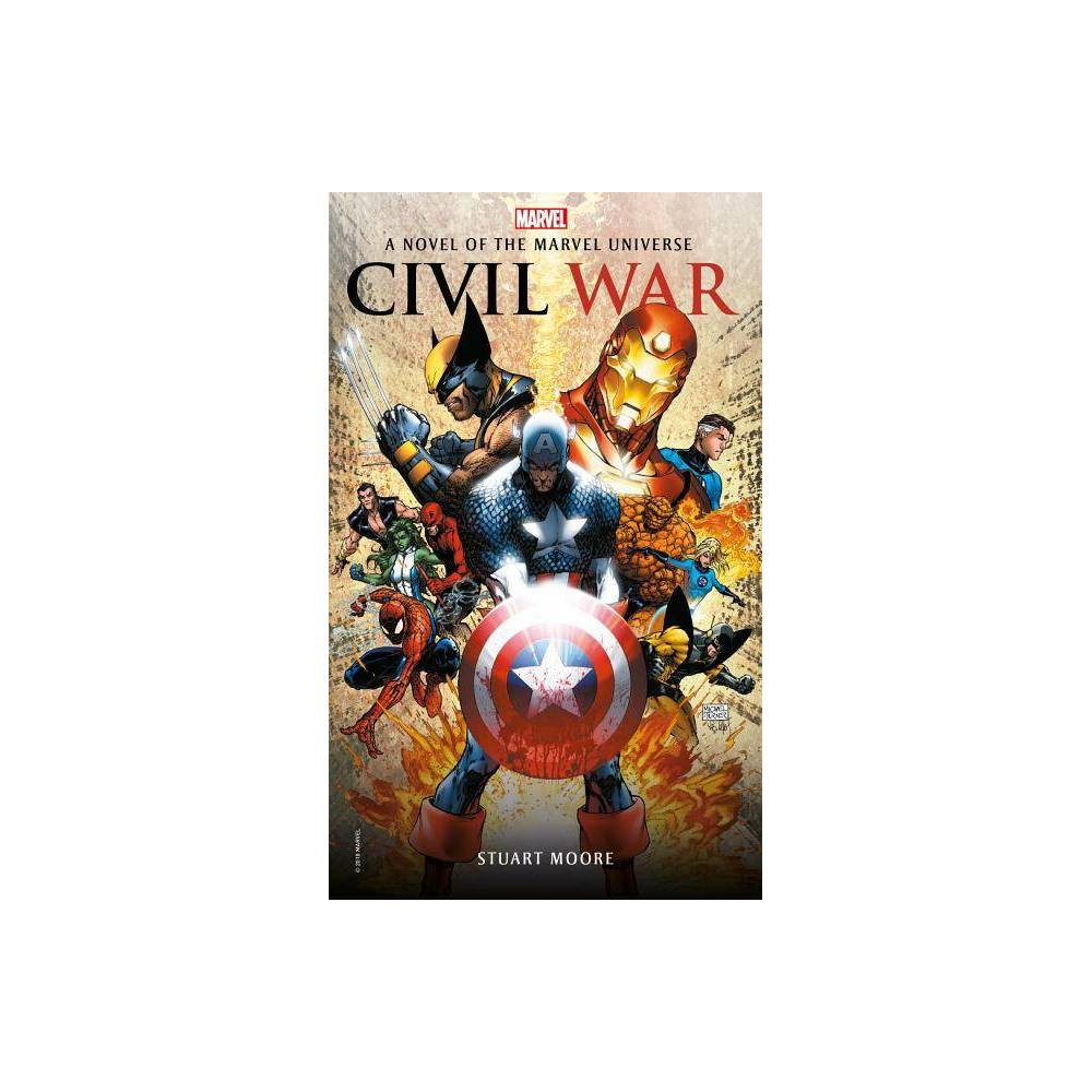 Civil War Marvel Novels By Stuart Moore Paperback