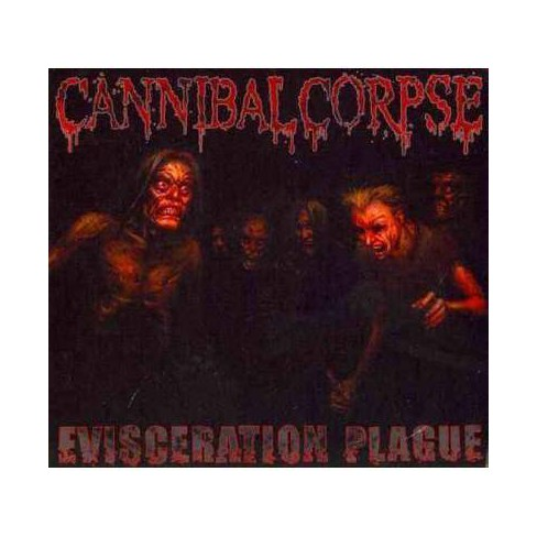 Cannibal Corpse - Evisceration Plague (CD) - image 1 of 1